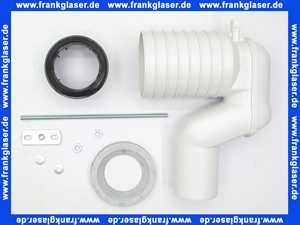899025000001 Spez.- Ablaufbogen Abgang senkr. , fWandabstand 22-35 cm