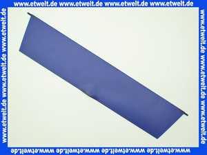94.15658-5701 MHG MAN Klappe f. Unit Haube EcoStar 200/300/400, blau