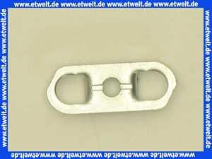 95.23760-0016 MHG MAN Elektrodenklemmblech RE 1LN / RE 1 / RE 2