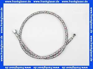 95.91149-0032 MHG MAN Silberschlauch rot RE 1H/REV 1LN, NW 6x1200