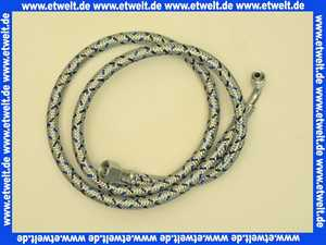 95.91149-0033 MHG MAN Silberschlauch blau,(Rücklauf) RE 1H/REV 1LN, NW 6x1200
