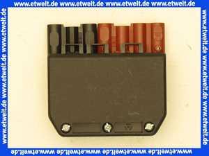 95.95216-0002 MHG MAN Gegenstecker (Kessel) Wieland, 7-polig
