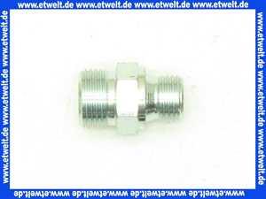 95.99385-0116 MHG MAN Doppelnippel, Rp1/4 x 3/8 RZ 2/RZ/DZ 3