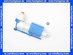 2873330 Füllventil Schwimmerventil Missel MF1 für Kompakt-Spülrohr mit weißem Spülbehälter
