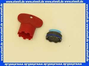 01510198 Neoperl Perlator M21,5 5x1 JR incl. Schlüssel 13,5 - 15 Liter