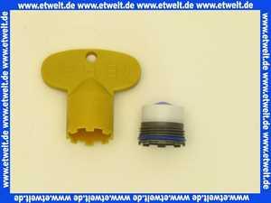 01515198 Neoperl Strahlregler CACHE HONEYCOMB 1 Stck. inkl. Schlüssel, TT M 16,5 x 1 / V = Full Flow