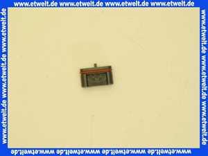 02328990 Neoperl Rechteckstrahlregler 24.5x9 mm