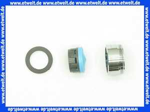 40460495 Neoperl PL DL Strahlregler verchromt M24x1 A = 13.5 - 15.0 L/MIN.