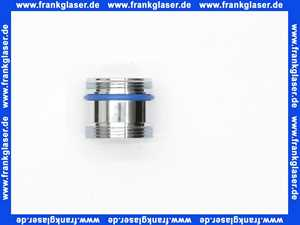 50505194 Neoperl Reduktion Messing verchromt CACHE JR / M21.5x1 M21.5x1 x M22x1