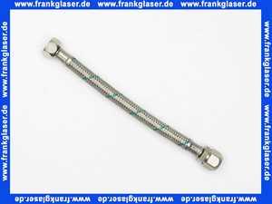 66860220 Neoperl  NEOFLEX Panzerschlauch DN 8 Quetschverschr.xIG 3/8 /10MMX3/8  20 CM