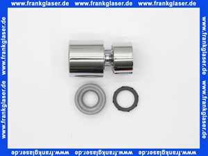 70587998 Neoperl  VARIOduo PCA Umstellstrahlr. mit Kugelgel.  M22X1/M24X1 ca.6.8L/MIN.