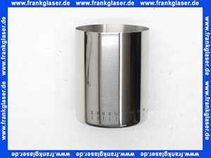 98100090 Neoperl Messbecher aus INOX 72 x 100 x 0.6 mm