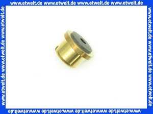 1228K NIL Hilfsventil mit Dichtung f.WC-Druckspüler D 69  3/4