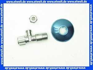 1342ELB Nil Gampper Eckventil NILplus 1/2, lang, ELB-Verschraubung NILplus forte 3/8