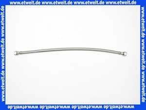 435 Nil Gampper Flexschlauch, beidseitig Überwurfmutter 3/8 , 500 mm lang