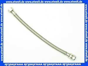 463 Nil Gampper Flexschlauch ÜM 3/8 L: 300 mm Quetschverschr. NILplus forte 3/8