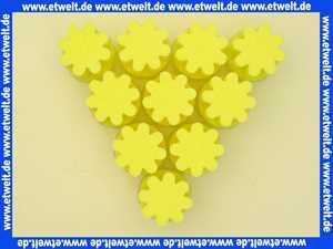 10 Heizölfilter mit vergrößerter Oberfläche 50 µm Filterfeinheit Sinterkunststoff Ölfilter Filter für Heizöl