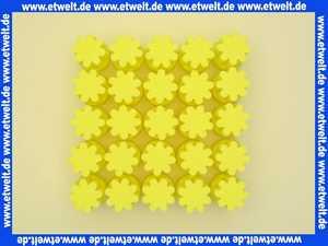 25 Heizölfilter mit vergrößerter Oberfläche 50 µm Filterfeinheit Sinterkunststoff Ölfilter Filter für Heizöl