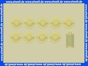 10 Heizölfilter Ölfilter mit Filz Filtervlies 75 µm Standardfilter Filter für Heizöl