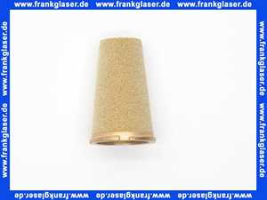 Heizölfilter Ölfilter Sinterbronze-Filtereinsatz 100 µm Filter für Heizöl