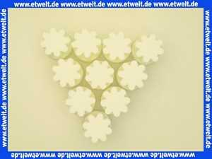 10 Heizölfilter mit vergrößerter Oberfläche 35µm Filterfeinheit Sinterkunststoff Ölfilter Magnum Filter für Heizöl