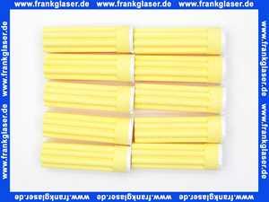 10 Heizölfilter mit vergrößerter Oberfläche 50µm Filterfeinheit Sinterkunststoff Ölfilter Magnum Filter für Heizöl