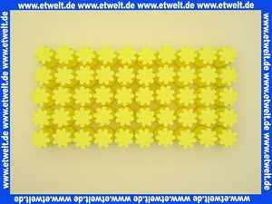 50 Heizölfilter mit vergrößerter Oberfläche 50µm Filterfeinheit Sinterkunststoff Ölfilter Magnum Filter für Heizöl
