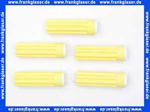 5 Heizölfilter mit vergrößerter Oberfläche 50µm Filterfeinheit Sinterkunststoff Ölfilter Magnum Filter für Heizöl