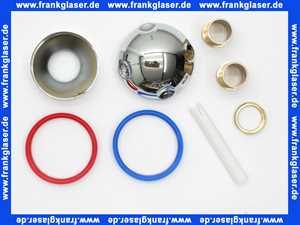 95112280 Oras Drehknopf Griff zu UP-Ventil warm/kalt