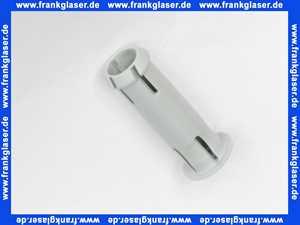 A7222 Pressalit Gleitbuchse Gleithülse Hülse mit Distanzkante grau für WC Sitz Scharnier