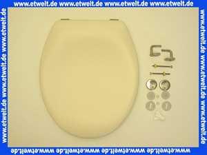 75050UN3999M Pressalit WC-Sitz Scandinavia Farbe: Jasmin