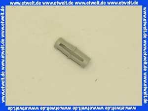 A7236 Pressalit Gleitbuchse in Grau zu WC Sitz Scharnier Befestigung