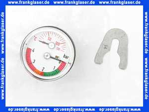 Remeha THERMOMETER/MANOMETS101763