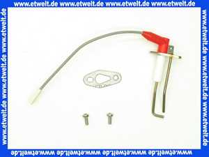 Remeha Zünd- Ionisationselektrode incl. Kabel S62743