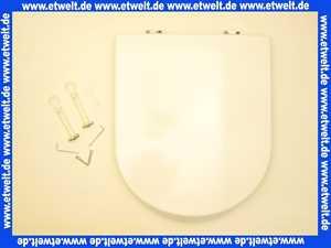 A801B10000 Roca WC-Sitz Nexo mit Deckel in Weiss