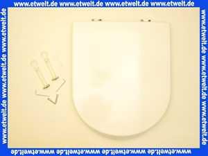 A801B12000 Roca WC-Sitz Nexo mit Deckel mit Absenkautomatik in Weiss