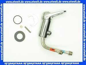 1150000165  Roth Mischbatterie Einhebel-Hochdruck