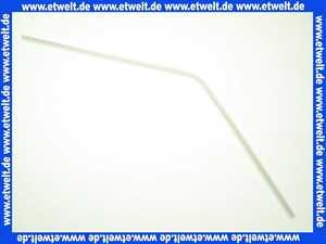 1150003632 Roth Ersatzteil Glasduschen Laguna2 Wannendichtung Länge 1300mm transparent Fünfeck