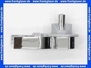 1150010782 Roth Gelenkplatte, chrom