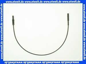 0202500 SANIT Druckspirale, 700 mm lang schwarz
