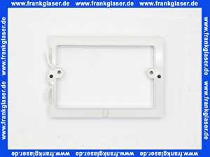 0299100 SANIT Einhängerahmen für Betätigungs platten Designlinie S700