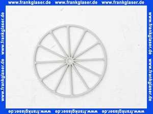 0410900 SANIT Haarsieb für Duschablauf für Duschbord 823/BW und BS