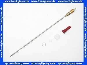 222350099 Schell Oberteil lang mit Ablänghilfe und Spindel 488mm zu Polar II Set