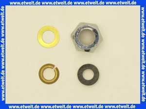 2650206 Schell Konus-Quetschverschraubung 3/8  x 8mm verchromt