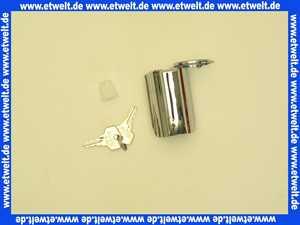 4800606 Schell Secur Santärgriff abschliessbar mit Rastbuchse 1/2 Zoll verchromt