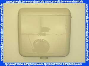 667110 Schwab Aufputz Spülkasten AP 120 manhattan mit Start Stopp Spülung 6 - 9 Liter