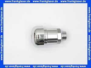 0006075 Seppelfricke Rohrbelüfter DVGW o. Anschlussbog. Bauf. D DN15-1/2