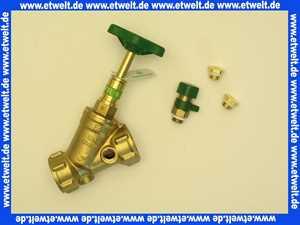 4018422282702 Seppelfricke KFR-Ventil 1 Zoll Basis DIN-DVGW steigend mit Entleerung 1507