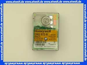 63032821 Sieger Gasfeuerungsautomat DKG972-21 SW2,40