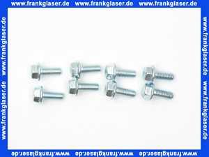 7747005744 Sieger Selbstf Schrauben M10x25 (8x) für SK...-100 ZBS, TS 10-19,-27